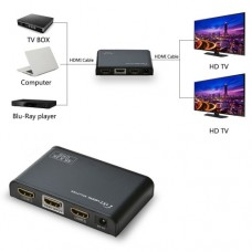 HDMI Splitter 1 X 2 Full HD 1080P