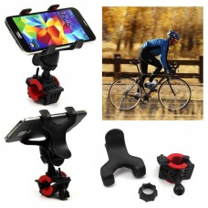 360 Degree Rotatable Bicycle Handlebar Phone Holder