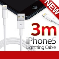 3m Lightning PIn Charging and Data Cable for Iphone 6