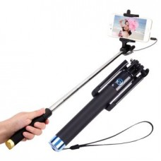Selfie Stick with Built in Shutter Button